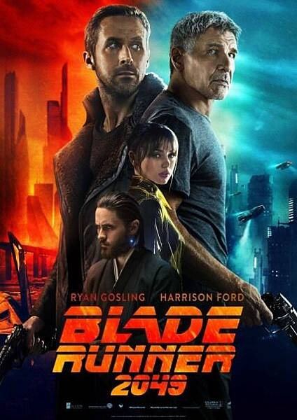 銀翼殺手2049 Blade Runner 2049 / Denis Villeneuve 丹尼維勒納夫