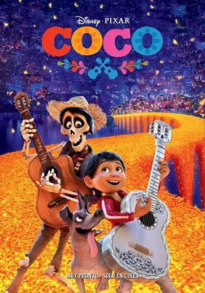可可夜總會 Coco / Lee Unkrich, Adrian Molina