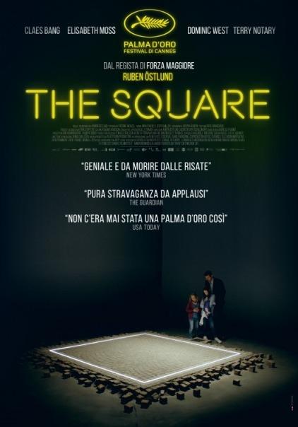 抓狂美術館 The Square %2F 魯本奧斯倫 Ruben Östlund