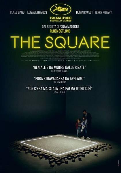 抓狂美術館 The Square / 魯本奧斯倫 Ruben Östlund