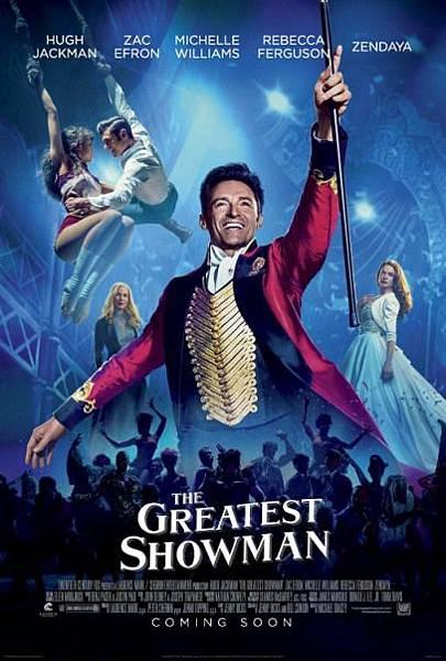 大娛樂家 The Greatest Showman / 麥可格雷希 Michael Gracey