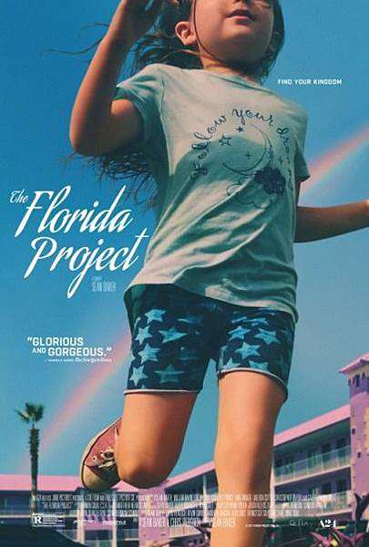 歡迎光臨奇幻城堡 The Florida Project /  西恩貝克 Sean Baker