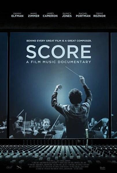 電影配樂傳奇 Score: A Film Music Documentary / Matt Schrader 麥特許瑞德