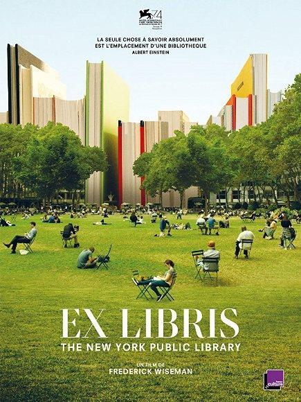 悅讀:紐約公共圖書館 Ex Libris: The New York Public Library / 佛雷德里克懷斯曼 Frederick Wiseman