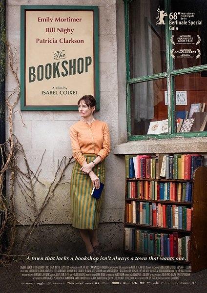 街角的書店 The Bookshop / 伊莎貝拉庫謝 Isabel Coixet