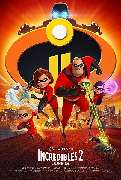 超人特攻隊2 Incredibles 2 / 布萊德柏德 Brad Bird