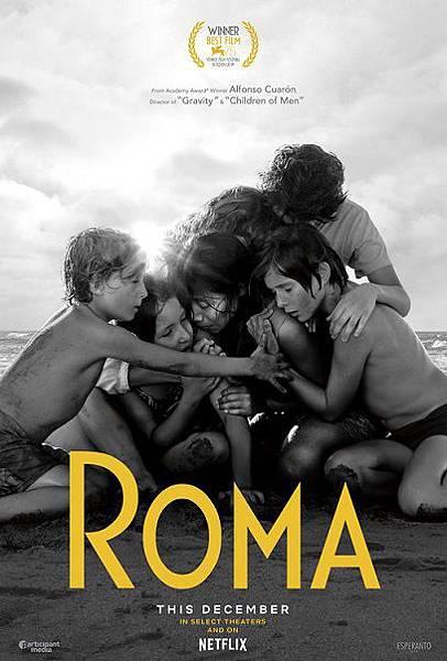 羅馬 Roma / 艾方索柯朗 Alfonso Cuarón