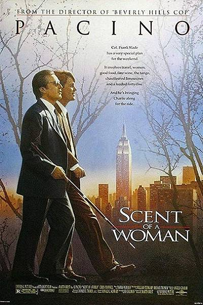 女人香 Scent of a Woman / 馬丁貝斯特 Martin Brest
