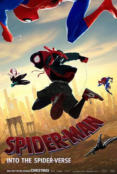 蜘蛛人:新宇宙 Spider-Man: Into the Spider-Verse / Bob Persichetti,Peter Ramsey,Rodney Rothm