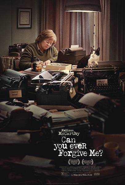 你能原諒我嗎 Can You Ever Forgive Me / 瑪麗艾海勒 Marielle Heller