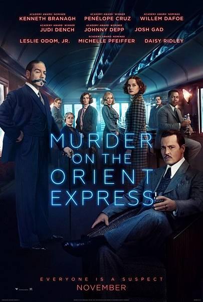 東方快車謀殺案 Murder on the Orient Express / 肯尼斯布萊納 Kenneth Branagh