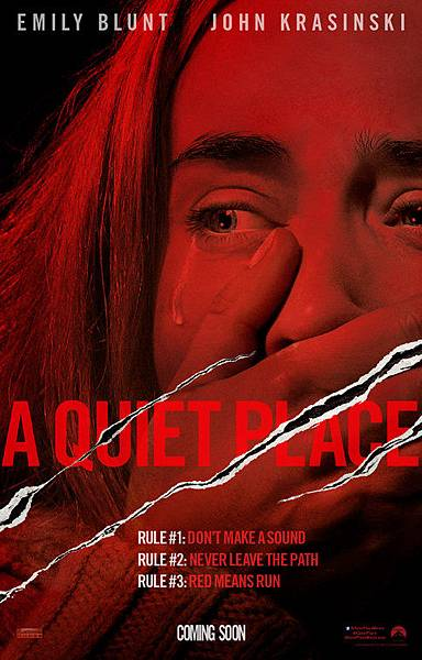 噤界  A Quiet Place /  約翰卡拉辛斯基 John Krasinski