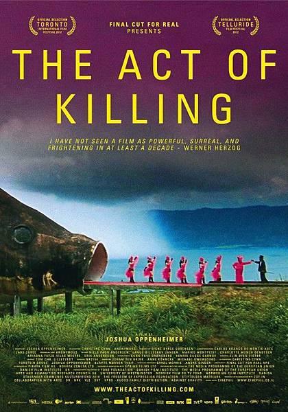 殺人一舉 The Act of Killing / Joshua Oppenheimer