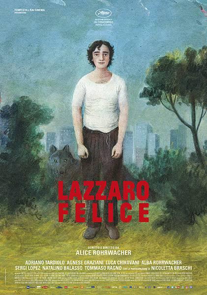 幸福的拉札洛 Lazzaro felice /  艾莉絲羅爾瓦雀 Alice Rohrwacher