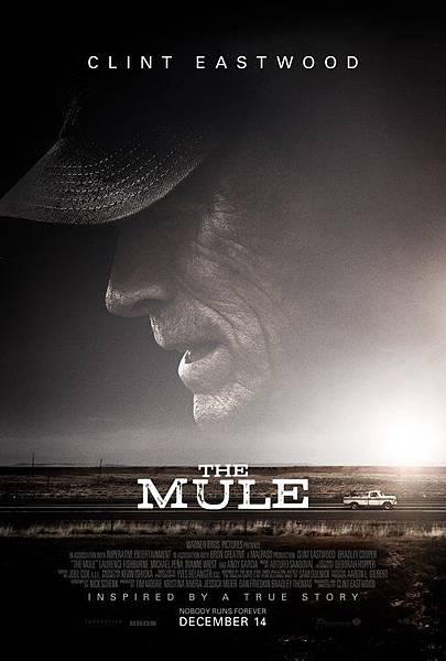 賭命運轉手 The Mule / 克林伊斯威特 Clint Eastwood