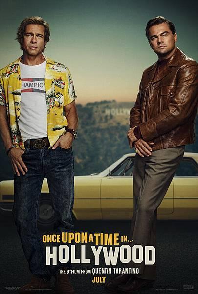 從前,有個好萊塢 Once Upon a Time ...in Hollywood /昆汀塔倫提諾 Quentin Tarantino