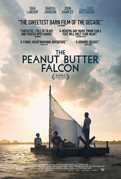 花生醬獵鷹的願望 The Peanut Butter Falcon / Tyler Nilson, Michael Schwartz