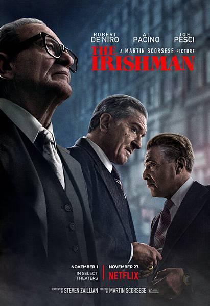 愛爾蘭人 The Irishman / 馬丁·史柯西斯 Martin Scorsese