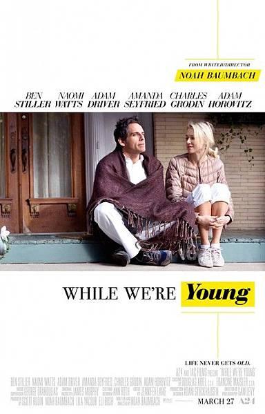 青春倒退嚕 While We're Young / 諾亞波拜克 Noah Baumbach