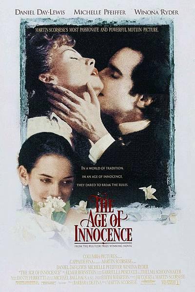 純真年代 The Age of Innocence / 馬丁史柯西斯 Martin Scorsese