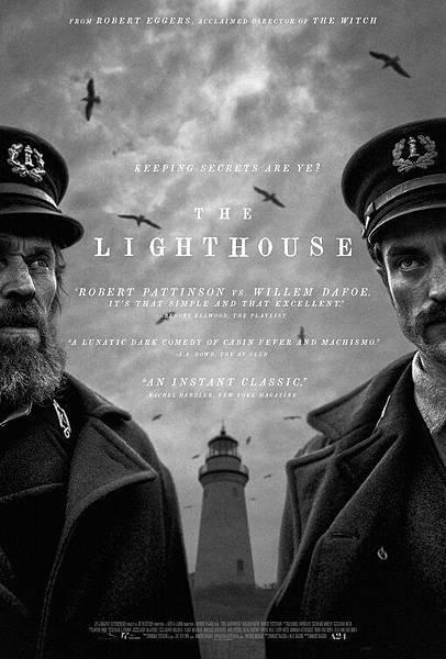 燈塔 The Lighthouse / 羅伯愛格斯 Robert Eggers