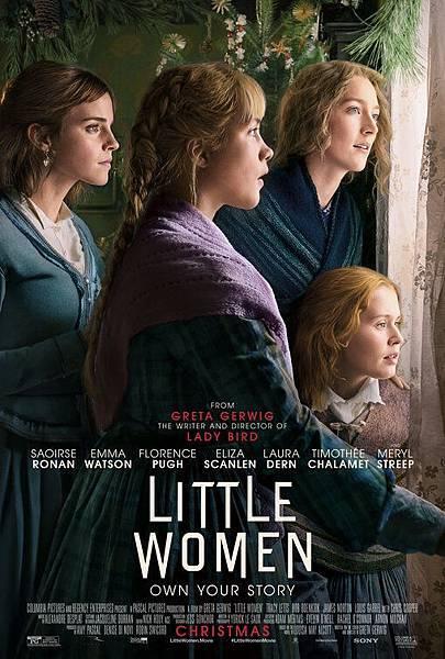 她們 Little Women /  葛莉塔潔薇 Greta Gerwig