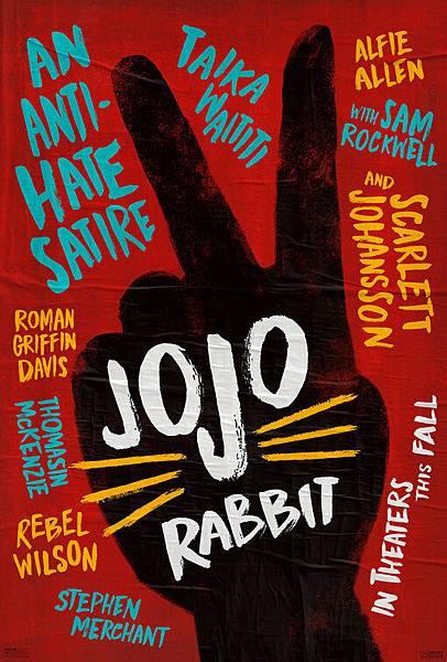 兔嘲男孩 Jojo Rabbit / 塔伊加維迪提 Taika Waititi