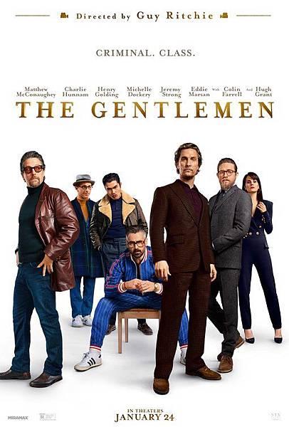 紳士追殺令 The Gentlemen / 蓋瑞奇 Guy Ritchie
