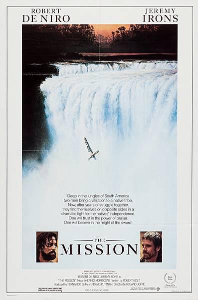 教會 The Mission / 羅蘭約菲 Roland Joffé