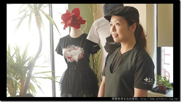 衣的藝術台北訂做台北團體服訂做24
