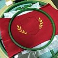 外套訂製-安聯人壽logo繡花-6