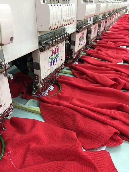 外套訂製-安聯人壽團服製作