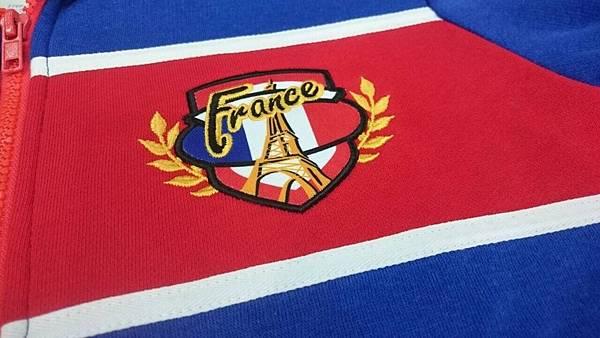 團體外套訂製-logo設計
