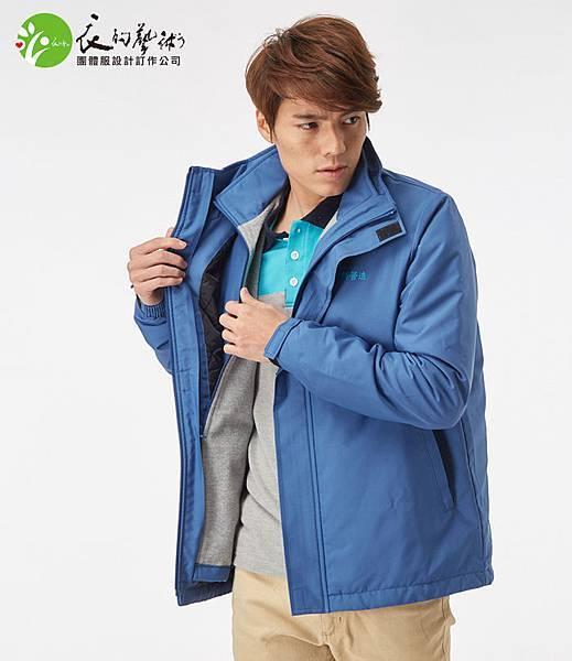 工作服襯衫與外套訂做-中麟營造制服外套
