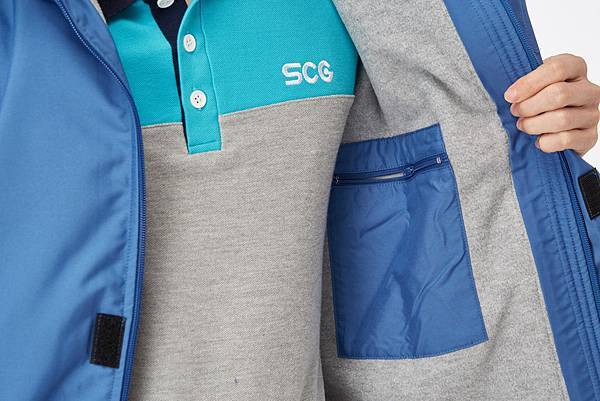 衣的藝術-團體服製作-外套夾層