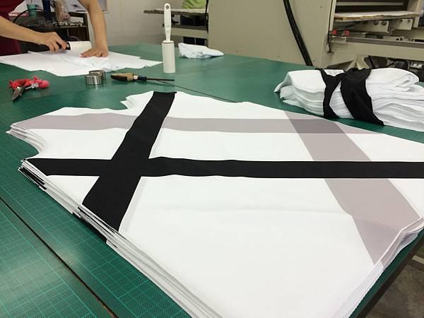 企業團體服-製作流程4