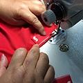 企業團體服-車縫細節