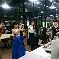 企業團體服-工作拍攝