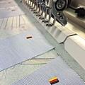 企業團體服-縫線