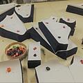 企業團體服-丹丹漢堡POLO衫打版過程