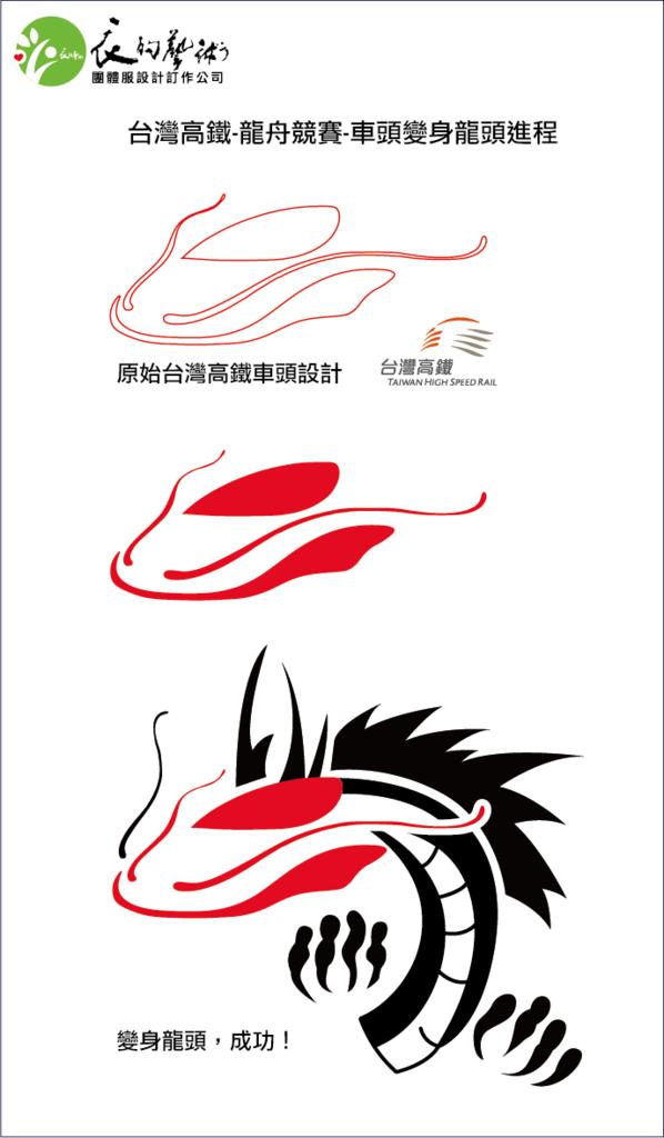 T恤製作推薦-台灣高鐵比賽服設計巧思