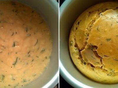 九層塔鹹蛋糕4