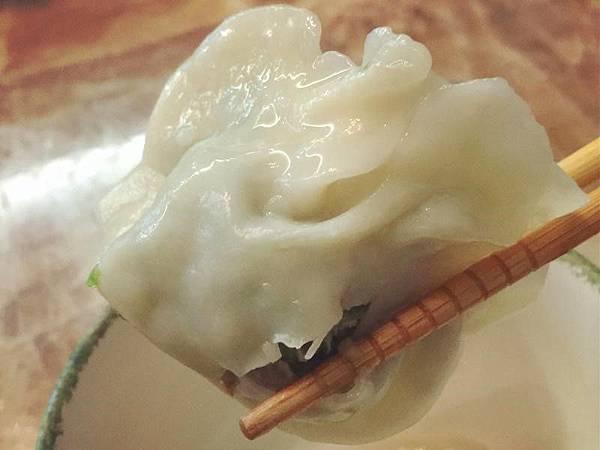四季彩小白菜水餃1