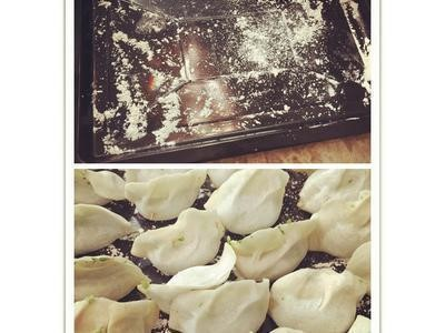 四季彩小白菜水餃4