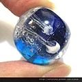 水母琉璃珠