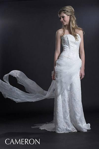英國婚紗品牌型錄拍攝