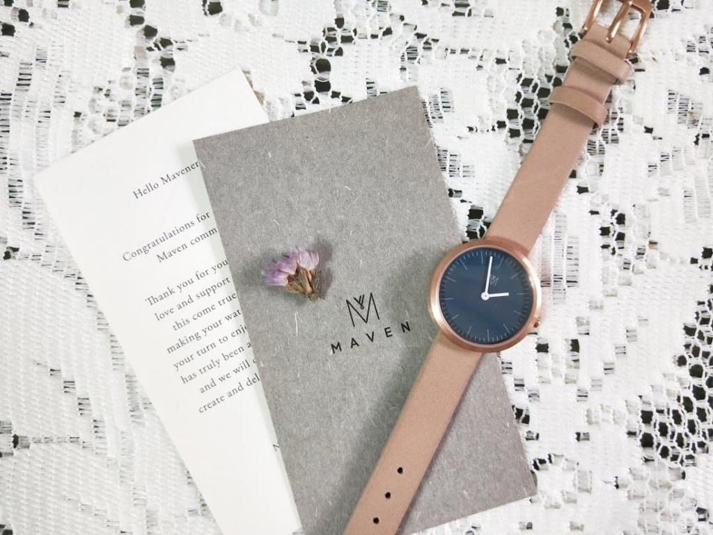 maven手錶評價