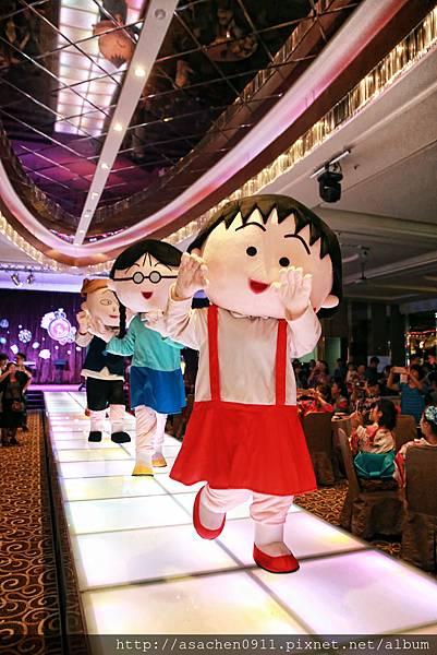 可愛卡通玩偶進場秀.jpg
