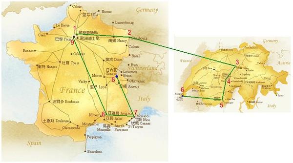 法瑞行程地圖1.JPG