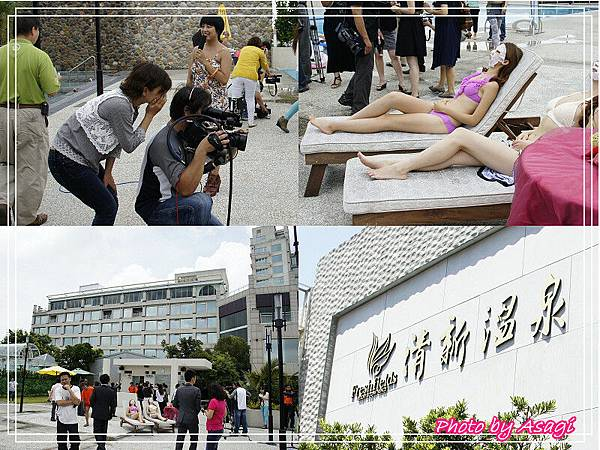 P06清新溫泉飯店獲頒溫泉標章/夏泡湯新時尚熱鬧啟動/亞莎崎的狐狸腳印在中台灣